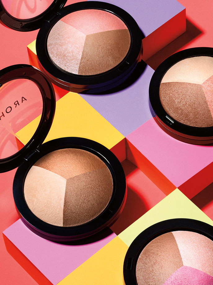 SEPHORA HOT NOW: SEPHORA COLLECTION MICROSMOOTH BAKED SCULPTING TRIO