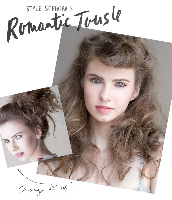 THE HOW-TO: ROMANTIC TOUSLE AT SECRET AGENT SALON