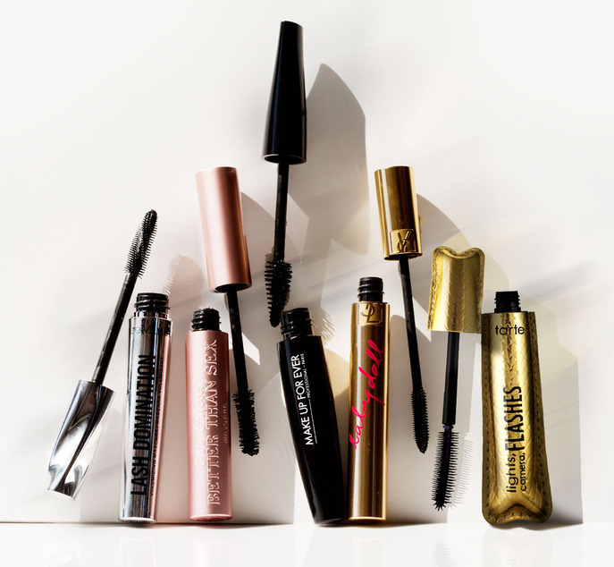 HIGH FIVE: MEET THE NEW MASCARAS IN TOWN