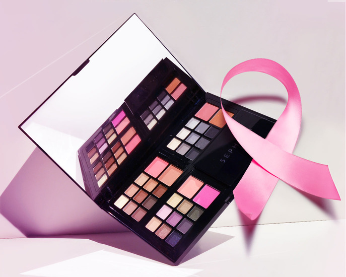 SWEET CHARITY: SEPHORA COLLECTION MAKEUP MADE SIMPLE PALETTE