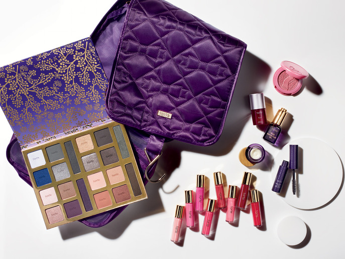 X-RAY: THE TARTE OF GIVING COLLECTOR'S SET & TRAVEL BAG