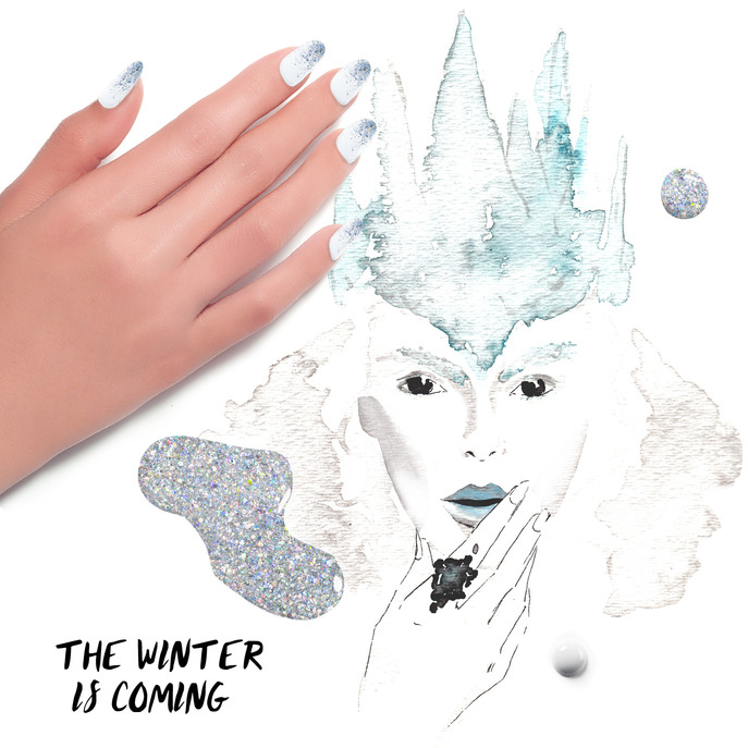 THE TIP-OFF: THE WINTER IS COMING MANICURE WITH FORMULA X NAIL LACQUER