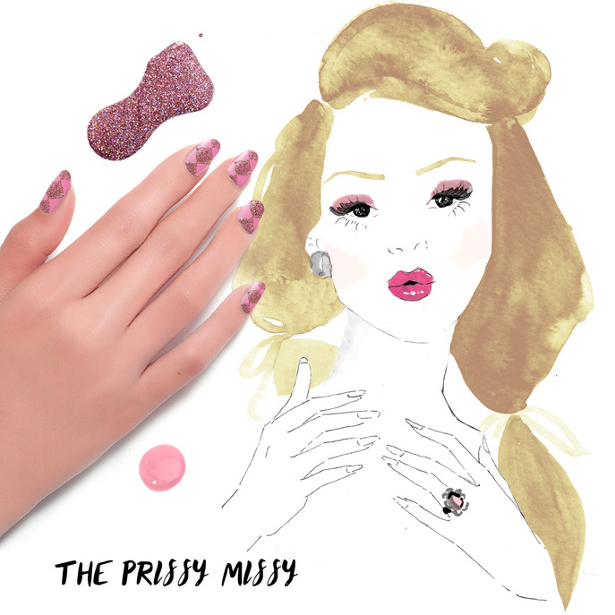 THE TIP-OFF: THE PRISSY MISSY MANICURE WITH FORMULA X NAIL LACQUER