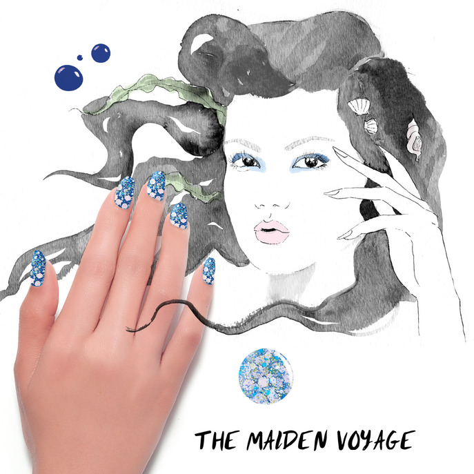 THE TIP-OFF: THE MAIDEN VOYAGE MANICURE WITH FORMULA X NAIL LACQUER