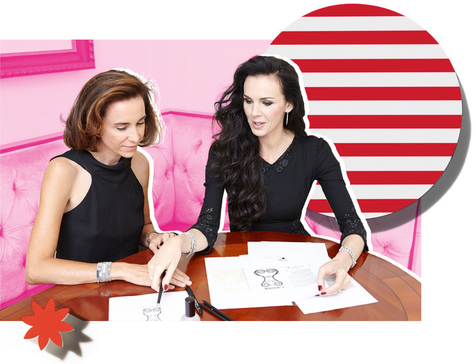 BEAUTY BANTER: CAUDALIE'S MATHILDE THOMAS AND L'WREN SCOTT