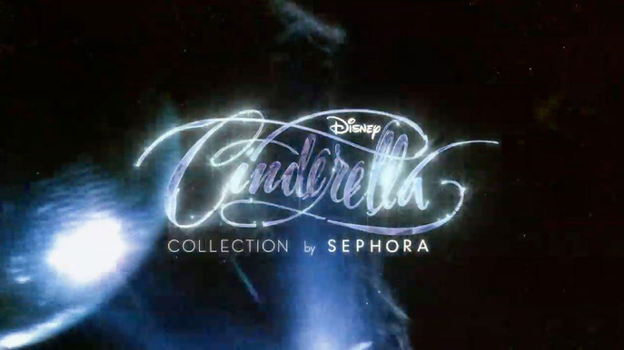 Disney Cinderella Collection by Sephora Teaser