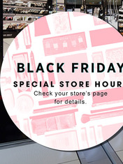 FRONT/CENTER: BLACK FRIDAY DEALTOPIA AT SEPHORA