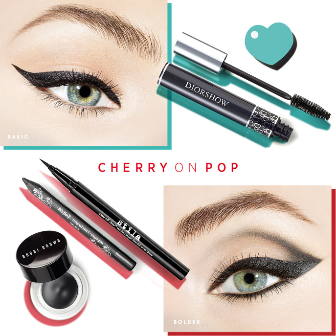 MAKING FACES: THE CHERRY ON POP EYE