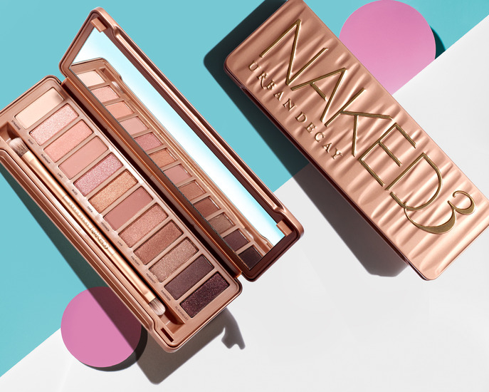 X-RAY: URBAN DECAY NAKED3