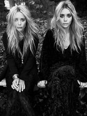 THE PROFESSIONALS: ASHLEY OLSEN AND MARY-KATE OLSEN