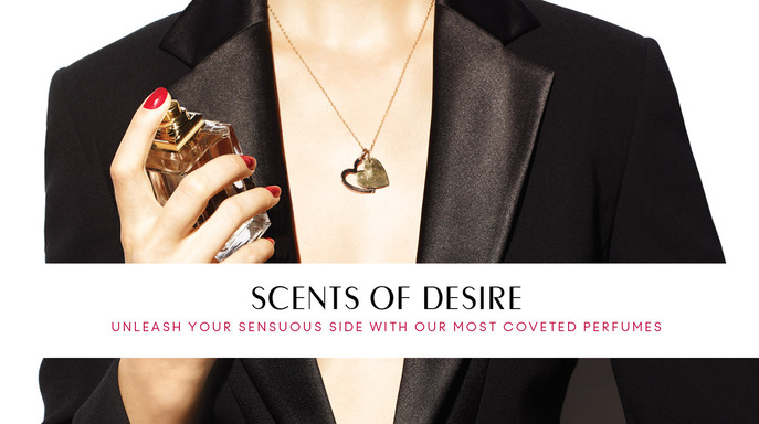 SEPHORA'S MOST SENSUOUS SCENTS