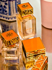 X-RAY: TORY BURCH ON HER NEW PERFUME