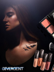 FRONT/CENTER: DIVERGENT BEAUTY COLLECTION SNEAK PEEK