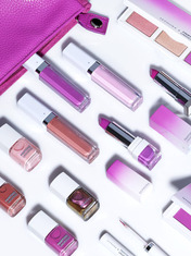 X-RAY: SEPHORA + PANTONE UNIVERSE RADIANT ORCHID COLLECTION