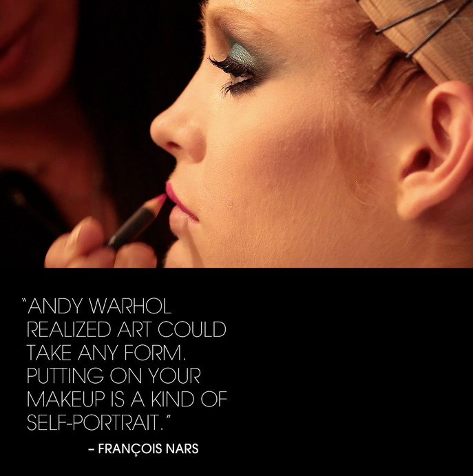 Object/Subject: NARS x Andy Warhol