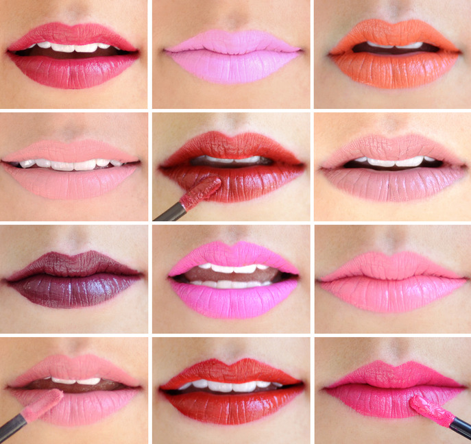 SPOT IT: SEPHORA COLLECTION LUSTER MATTE LIP COLORS