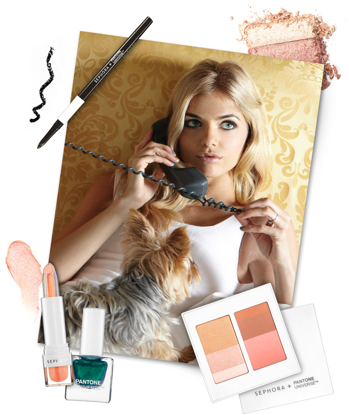 Front/Center: Sephora + Pantone Universe teams up with Rent the Runway
