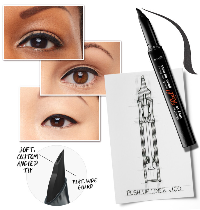 32006d8790c Benefit's They're Real Push Up Liner Review – Yay or Nay? | The ...
