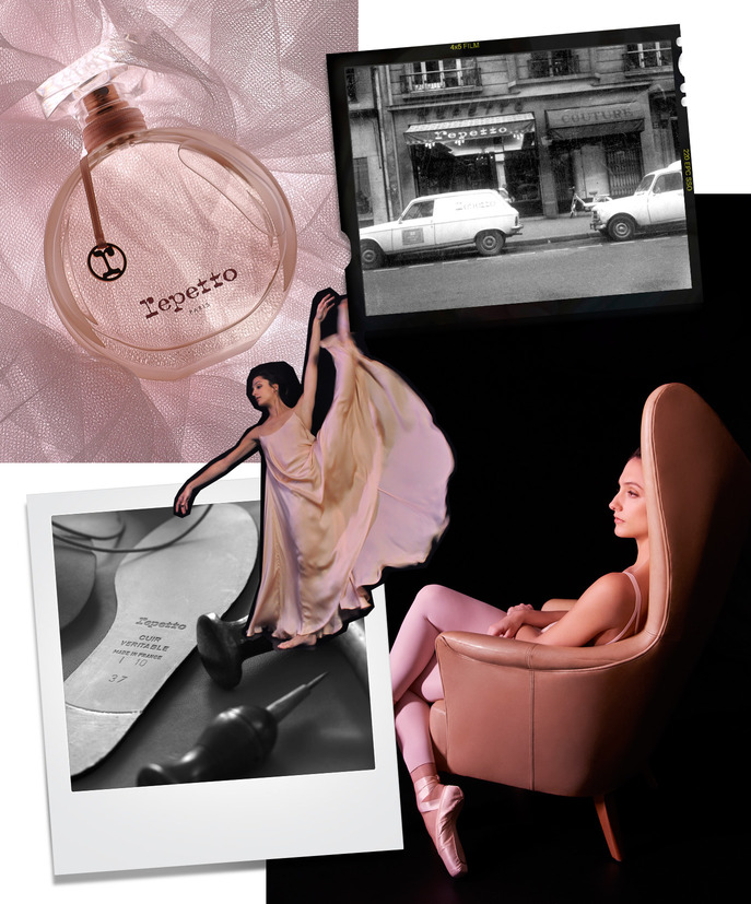 OBJECT/SUBJECT: REPETTO THE PERFUME