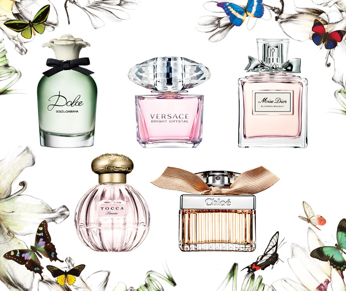 MULTIPLICITY: FLATTERING FRAGRANCES FOR MOM