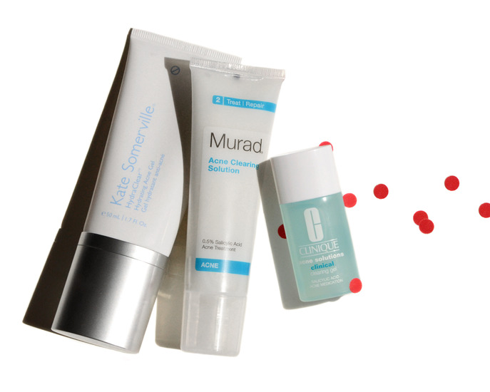 SPOT IT: ACNE TREATMENTS