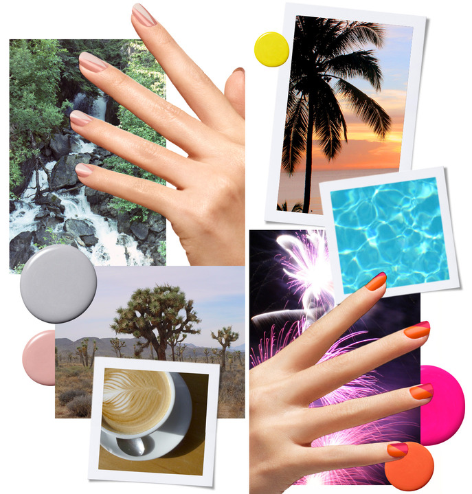 QUIZ: WHAT'S YOUR SUMMER NAIL LOOK?