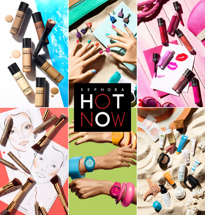 SEPHORA HOT NOW VOLUME 6