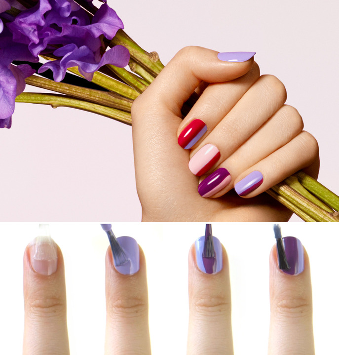THE TIP-OFF: THE FRESH-CUT MANICURE
