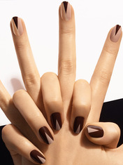 THE TIP-OFF: THE SHAPE-SHIFTED MANICURE