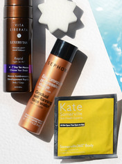 THE TIP-OFF: SELF-TAN LIKE A PRO