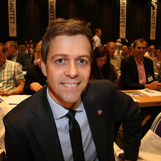 6. (8) Knut Arild Hareide