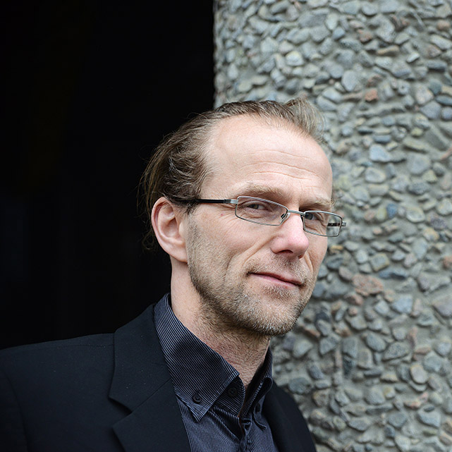 71. (Ny) Birger Svihus