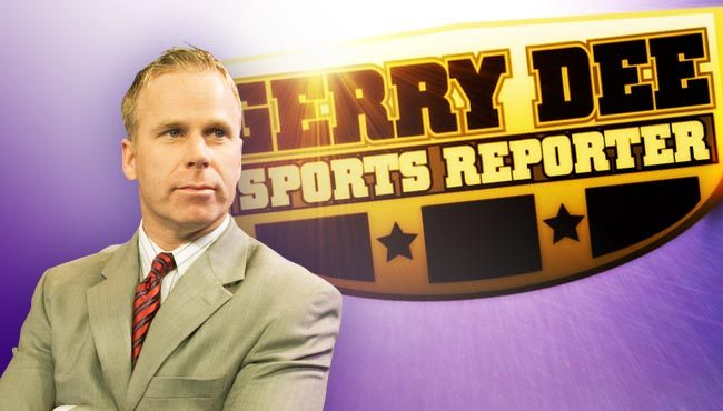 Gerry Dee, Sports Reporter