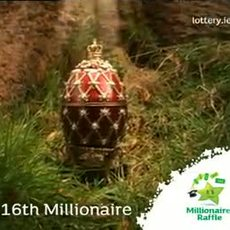 National Lottery / Millionaire Raffle - Treasure