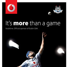 Vodafone / KEANEY 6 sheet