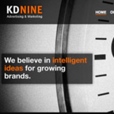 KD NINE / Website