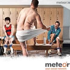 Meteor / Naked Gym Guy