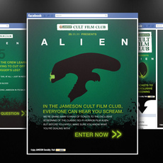 Jameson / Alien App