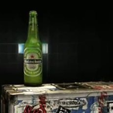 Heineken / Cube