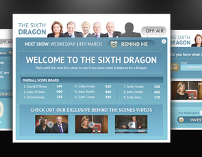 Bank of Ireland / Dragons Den Simulcast Online Game