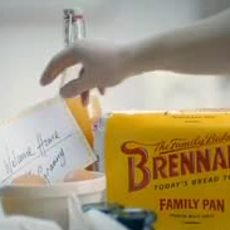 Brennans Bread / New Baby