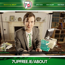 7UP Free / Ministers for the Craic - FB Connect Video