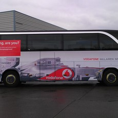Vodafone / They're coming, are you? (Aircoach)