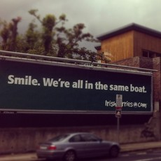 Irish Ferries / We're all in the same boat