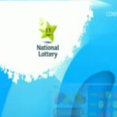 National Lottery / Scratch - Camouflage
