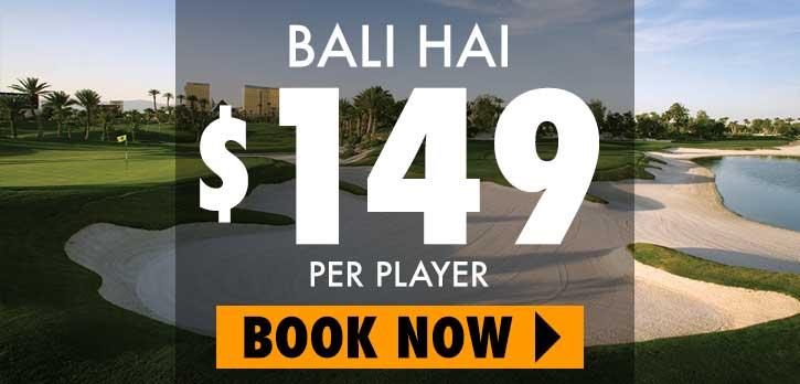Las Vegas Bali Hai Golf Club