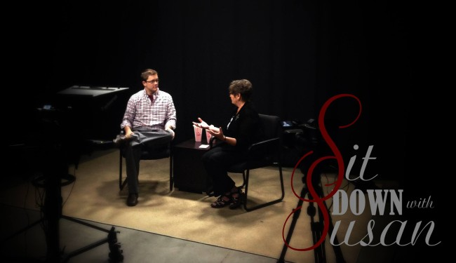 Twilight Theatre – SIT DOWN WITH SUSAN interview – July 17, 2014