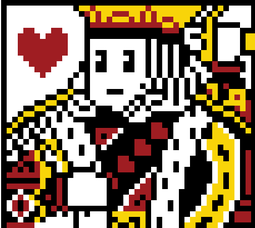 Hearts k