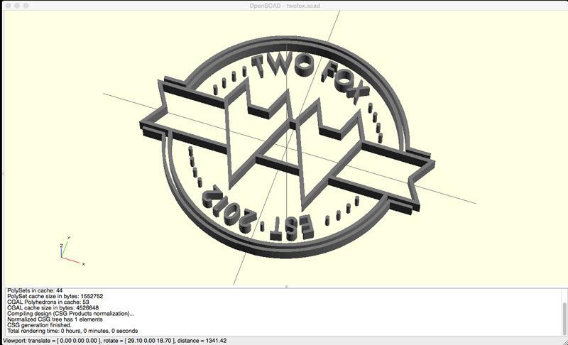Twofox3d