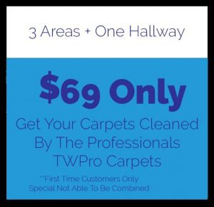 Carpet Cleaning Specials in Raleigh, Wendell, Wake Forest, Wendell and surrounding areas in North Carolina